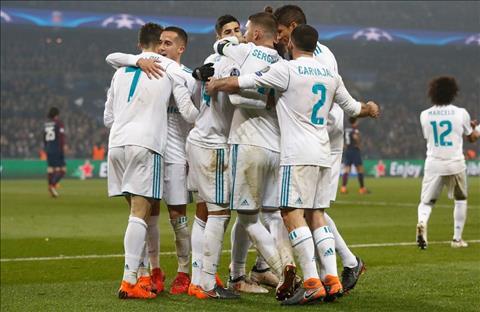 Real Madrid Vi ho la Vua cua Champions League! hinh anh 3