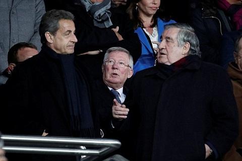 Tiet lo Chinh Alex Ferguson khuyen sao tre tu choi DT Anh hinh anh