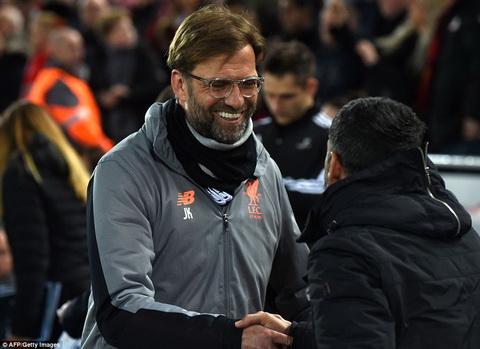 Jurgen Klopp dang khoi phuc lai thu tinh than tung lam nen thanh cong cua Liverpool hoi thap nien 80.