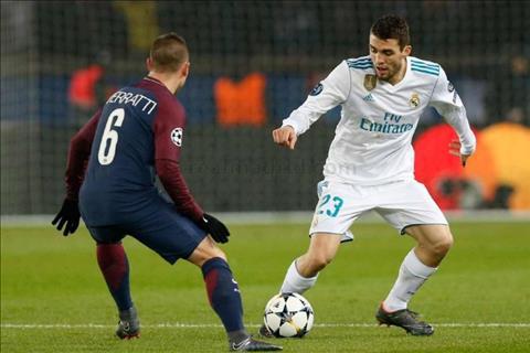 Real vs PSG Kovacic