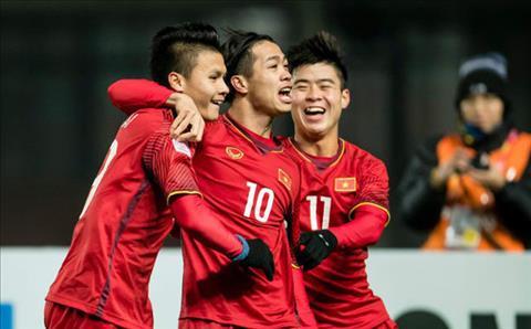 U23 Việt Nam sẽ đụng độ đàn em Messi trước thềm ASIAD 2018 hình ảnh