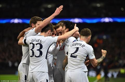 Du am Tottenham 1-2 Juventus Khoc cho Ga trong hinh anh