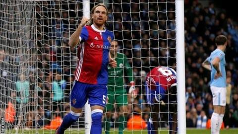 Ket qua cup C1 - Ket qua Man City 1-2 Basel hinh anh