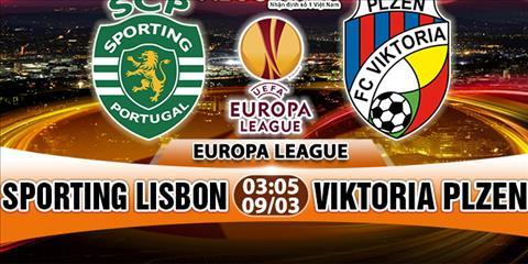 Nhan dinh Sporting Lisbon vs Viktoria Plzen 03h05 ngay 93 (Europa League 201718) hinh anh