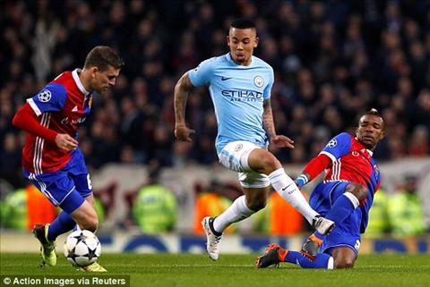 Ket qua cup C1 - Ket qua Man City 1-2 Basel hinh anh 2