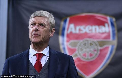 Ancelotti muon toi Arsenal thay Wenger hinh anh