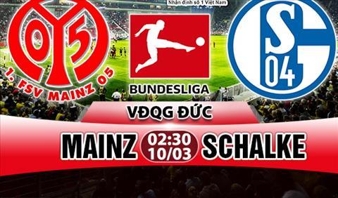 Nhan dinh Mainz vs Schalke 02h30 ngay 103 (Bundesliga 201718) hinh anh