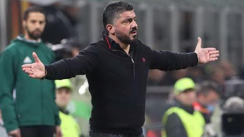 Gennaro Gattuso thua nhan AC Milan mac qua nhieu sai lam.
