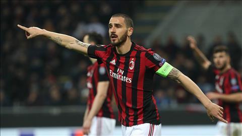 MU nhắm mua Bonucci của AC Milan hình ảnh