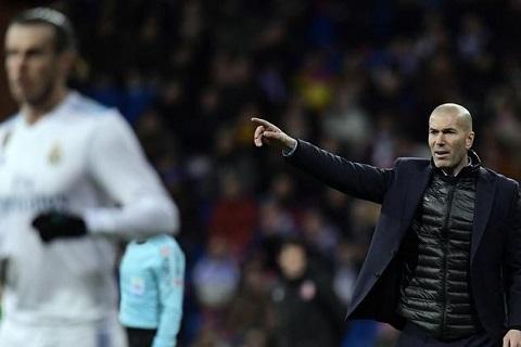HLV Zidane muốn ở lại Real Madrid
