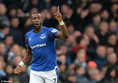Bolasie ghi ban thang cuoi cung tran Everton vs Man City.