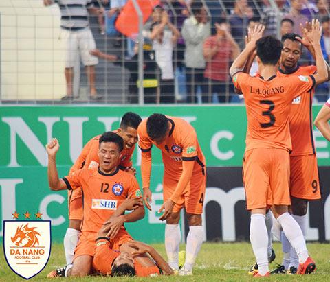 SHB Da Nang thang nghet tho Sai Gon FC - Anh: CLB bong da Da Nang