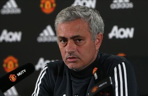 Jose Mourinho phat bieu ve tran derby Manchester hinh anh