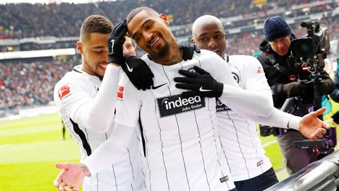 Nhan dinh Bremen vs Frankfurt 20h30 ngay 14 Bundesliga 201718 hinh anh