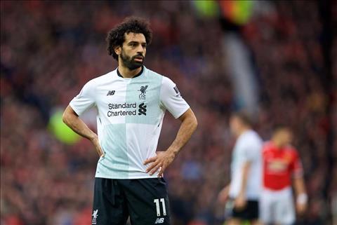 Salah MU 2-1 Liverpool