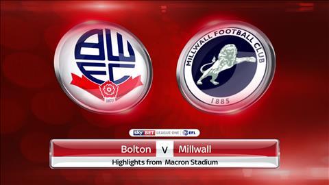 Nhan dinh Bolton vs Millwall 02h00 ngay 114 Hang Nhat Anh hinh anh