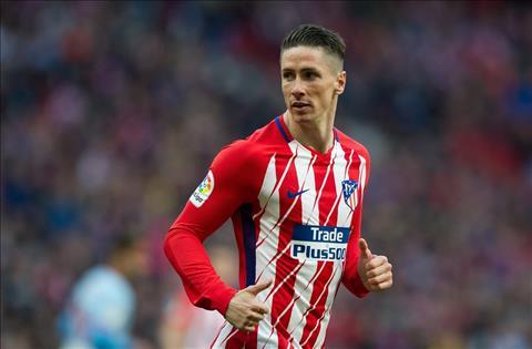Fernando Torres tai Atletico