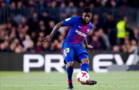 Lenglet đồng ý tới Barca dù Umtiti đi hay ở hình ảnh