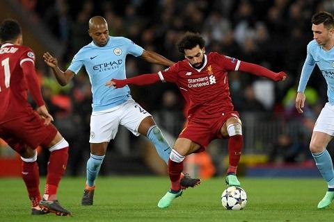 Cặp đấu Man City vs Liverpool vẫn chưa ngã ngũ