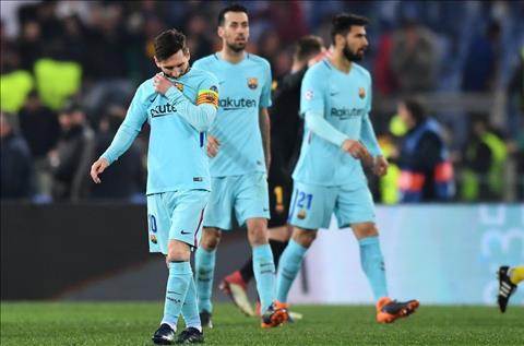 Goc nhin Loi cam on sau tran dau Roma vs Barca tu ket C1 hinh anh