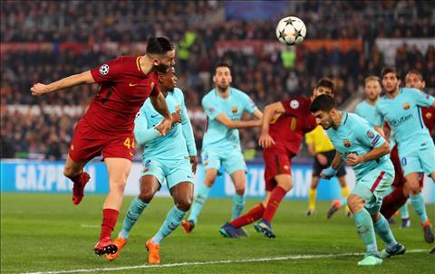 Kostas Manolas rời Roma nếu cập bến Real hoặc Barca hình ảnh