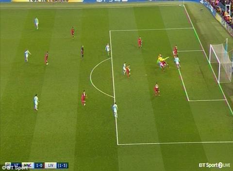 Man City 1-2 (1-5) Liverpool Sap mat tren san nha, Man xanh cui dau roi khoi Champions League hinh anh 2