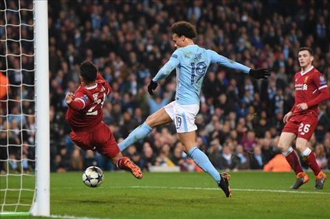 Gabriel Jesus phat bieu sau tran Man City vs Liverpool ve Sane hinh anh