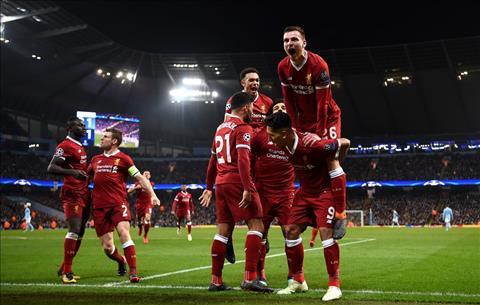 Liverpool thang Man City 2-1