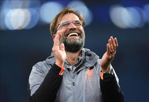 Klopp dang bien Liverpool thanh tap the kho bi danh bai