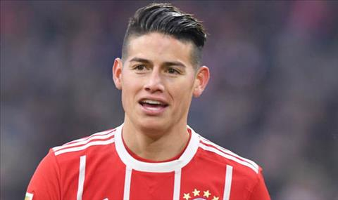 James Rodriguez co mot tran dau rat tot
