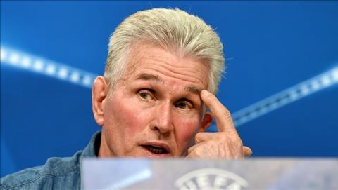 Jupp Heynckes phat bieu ve tran Bayern Munich vs Sevilla