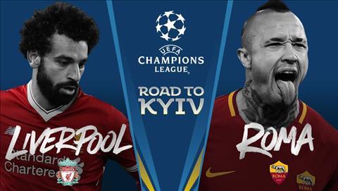 Salah phat bieu truoc tran Liverpool vs Roma hinh anh