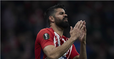 Diego Costa chan thuong