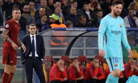 Roma 3-0 Barca