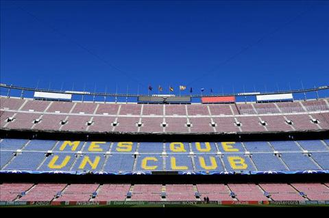 Ke hoach Barca nang cap san Camp Nou duoc phe duyet hinh anh