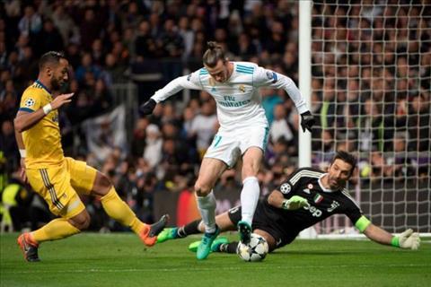 Zinedine Zidane phat bieu ve Gareth Bale - tu ket C1 hinh anh