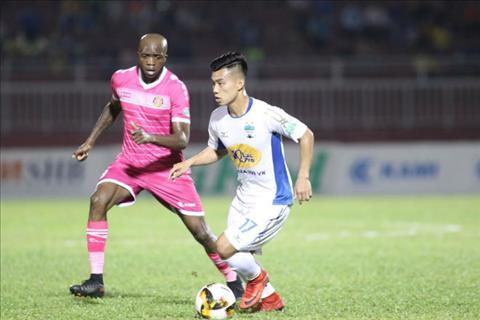 Video ket qua Sai Gon vs HAGL 3-1 clip ban thang V-League 2018 hinh anh