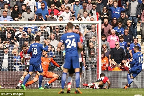 Video Southampton vs Chelsea 2-3 clip ban thang ket qua NHA 14-4 hinh anh