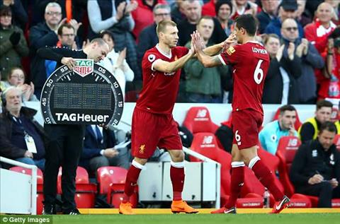 Liverpool 3-0 Bournemouth (Vong 34 Premier League 2017/18)