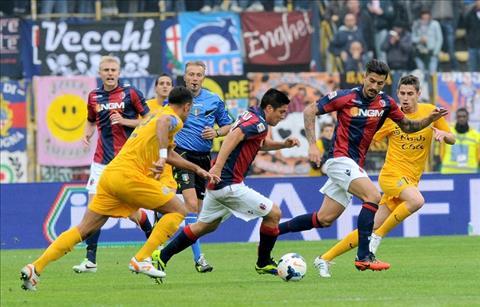 Nhan dinh Bologna vs Verona 20h00 ngay 154 Serie A 201718 hinh anh