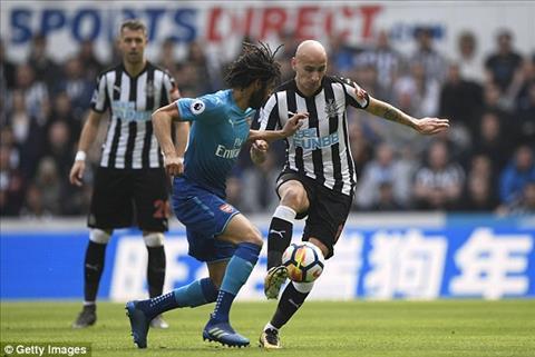 Thong ke Newcastle vs Arsenal - Vong 34 Premier League hinh anh