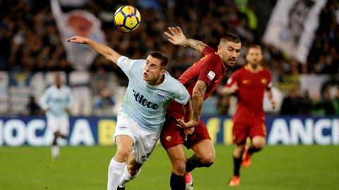 Lazio vs Roma 23h00 ngày 19 Serie A 201920 hình ảnh
