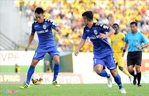 Tong hop: Binh Duong 3-3 Thanh Hoa (Vong 5 V-League 2018)