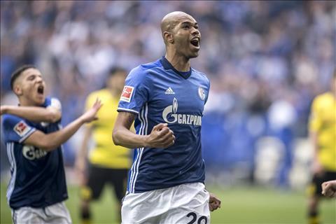 Ket qua Schalke vs Dortmund 2-0 tuong thuat Bundesliga 201718 hinh anh
