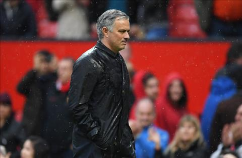 HLV Jose Mourinho cua MU