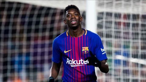 Messi muon Barca ban ngay Dembele  hinh anh