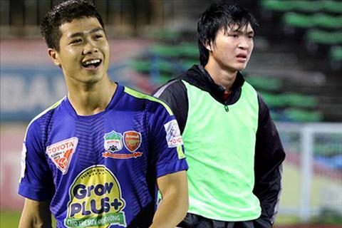 Tien dao Cong Phuong thay nho Tuan Anh o tuyen giua hinh anh