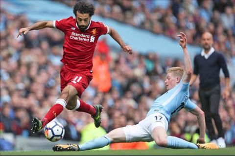 Cau thu xuat sac nhat Premier League 201718 Salah vs De Bruyne hinh anh
