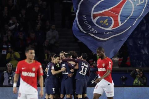 Clip ban thang PSG vs Monaco 7-1 Vong 33 Ligue 1 201718 dem qua hinh anh