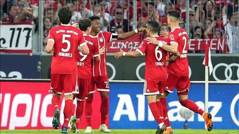 Leverkusen vs Bayern Munich 21h30 ngày 22 (Bundesliga 201819) hình ảnh